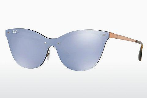 Ophthalmics Ray-Ban Blaze Cat Eye (RB3580N 90391U)