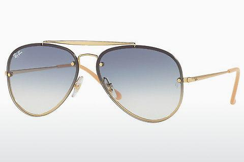 Ophthalmics Ray-Ban BLAZE AVIATOR (RB3584N 001/19)