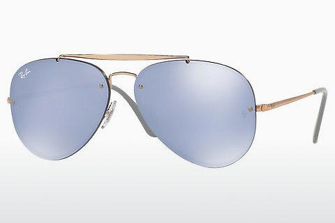 Ophthalmics Ray-Ban BLAZE AVIATOR (RB3584N 90531U)
