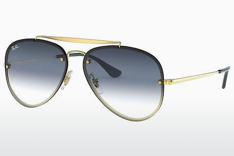 Ophthalmics Ray-Ban BLAZE AVIATOR (RB3584N 91400S)
