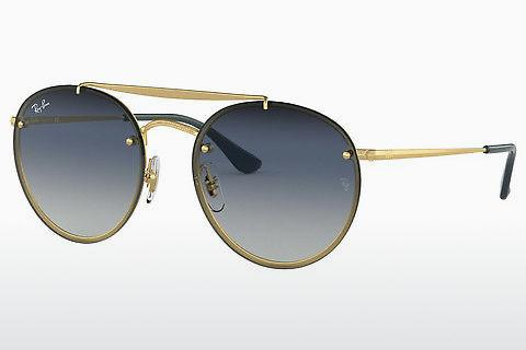 Ophthalmics Ray-Ban Blaze Round Doublebridge (RB3614N 91400S)