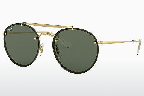 Ophthalmics Ray-Ban Blaze Round Doublebridge (RB3614N 914071)
