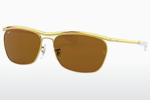 Ophthalmics Ray-Ban OLYMPIAN II DELUXE (RB3619 919657)