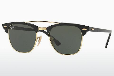 Ophthalmics Ray-Ban CLUBMASTER DOUBLEBRIDGE (RB3816 901)