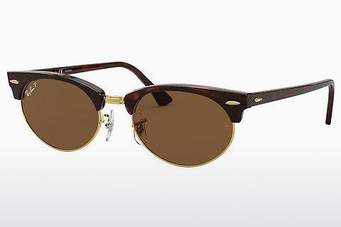 Ophthalmics Ray-Ban CLUBMASTER OVAL (RB3946 130457)