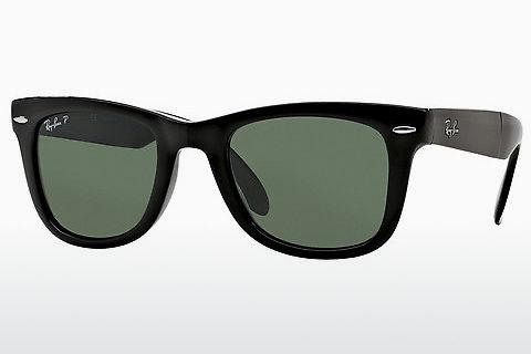 Ophthalmics Ray-Ban FOLDING WAYFARER (RB4105 601/58)