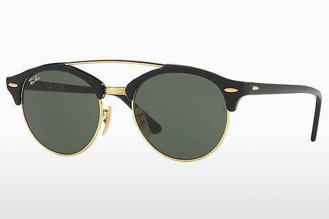 Ophthalmics Ray-Ban Clubround Doublebridge (RB4346 901)