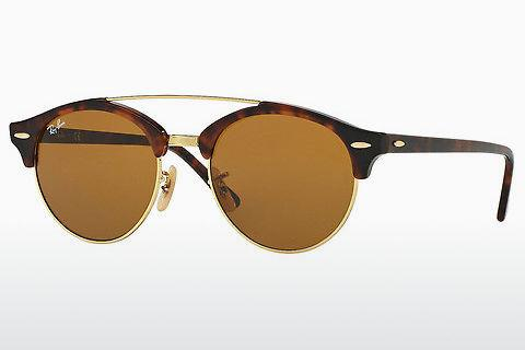 Ophthalmics Ray-Ban Clubround Doublebridge (RB4346 990/33)