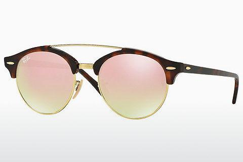 Ophthalmics Ray-Ban Clubround Double Bridge (RB4346 990/7O)
