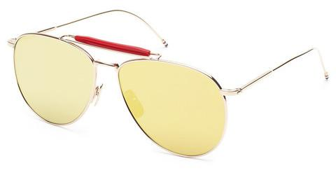 Ophthalmics Thom Browne TB-015 GLD-LTD
