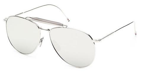 Ophthalmics Thom Browne TB-015 SLV-LTD