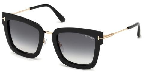 Ophthalmics Tom Ford Lara-02 (FT0573 01B)