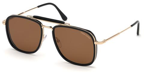 Ophthalmics Tom Ford Huck (FT0665 01E)