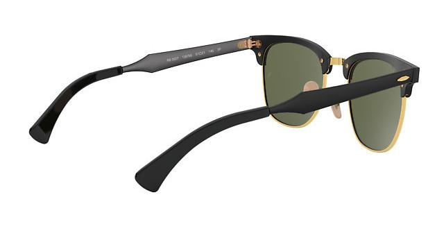 4be8ab5765 Ray-Ban CLUBMASTER ALUMINUM RB 3507 136 N5