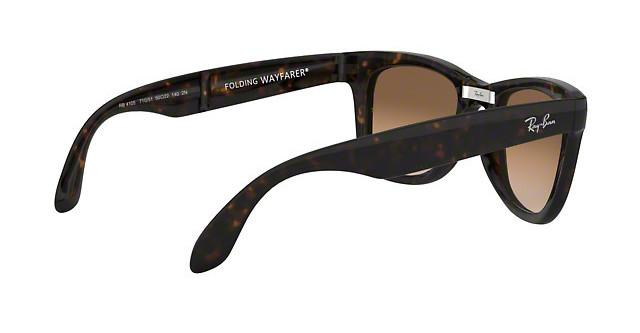 8401ad0e0a Ray-Ban FOLDING WAYFARER RB 4105 710 51