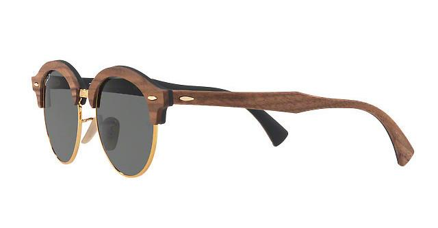 3563b2d719 Ray-Ban Clubround Wood RB 4246M 118158
