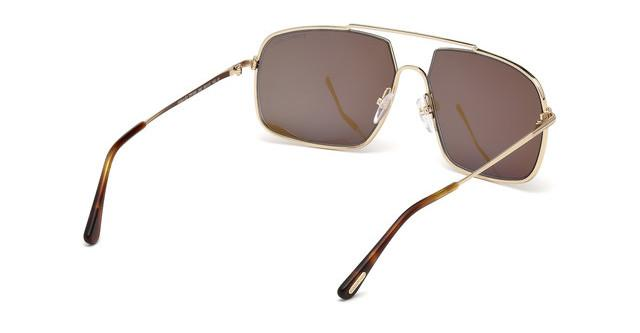 Tom Ford AIDEN 02 FT 0585 shiny