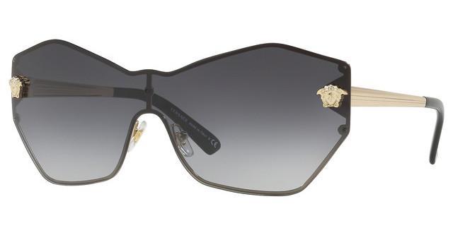 67b1fa9612 Versace GLAM MEDUSA SHIELD VE 2182 12528G