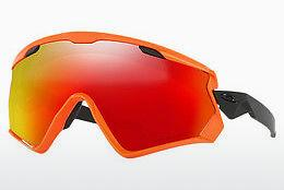 Sports Glasses Oakley WIND JACKET 2.0 (OO7072 707205)