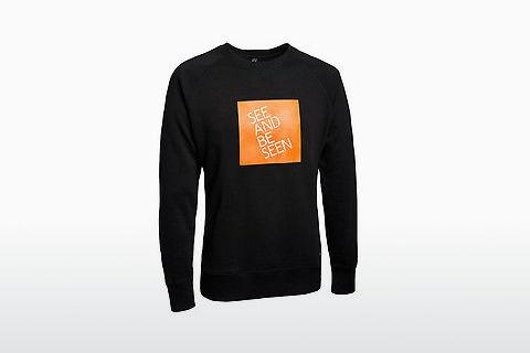 Edel-Optics Sweatshirt Sabs Unisex schwarz